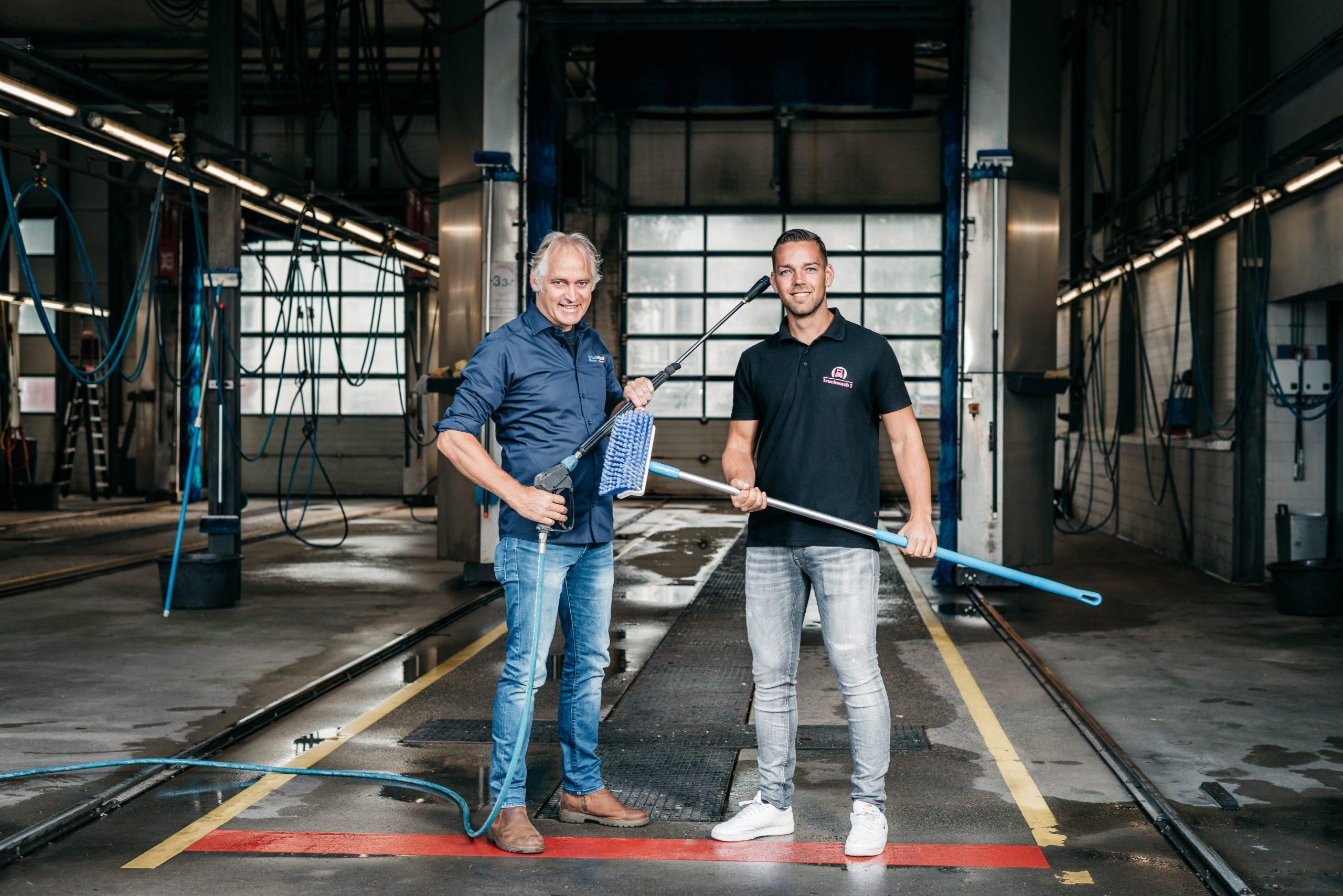 Klaus Broersma Johannes Snoek Truckwash