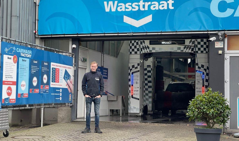 Carwash Factory wast meer dan 2500 auto's gratis