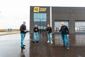 Truckwash 1 Group blijft doorgroeien