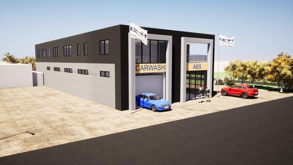 ABS Carwash gaat voor eerste kettingwasstraat op Texel