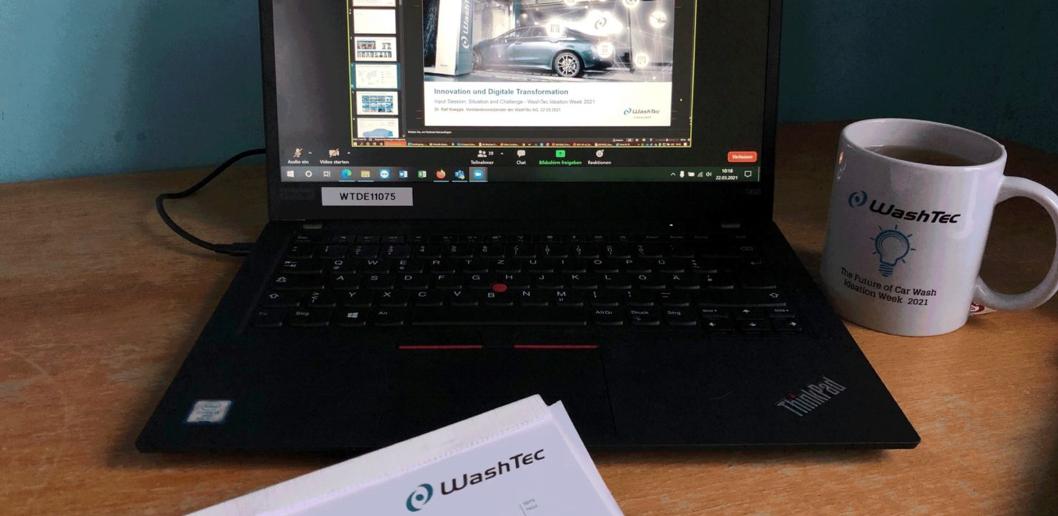 Washtec organiseert digitale denktank met universiteit