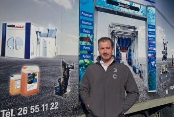 'We gaan Washtec stap voor stap laten groeien in België'