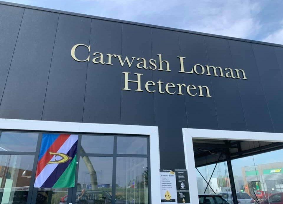 Carwash Loman in Heteren wast gratis voor veteranen
