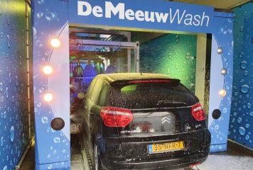 Vollenhoven pakt uit met De Meeuwwash
