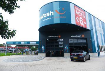 Fotoreportage: We Wash deel 1