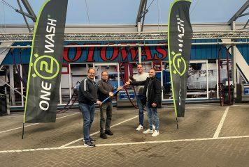 One2Wash breidt wasconcept uit met locatie in Hoorn